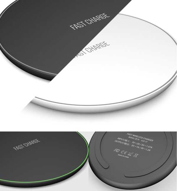 Fast-Charge Wireless Mobile Phone Charger0