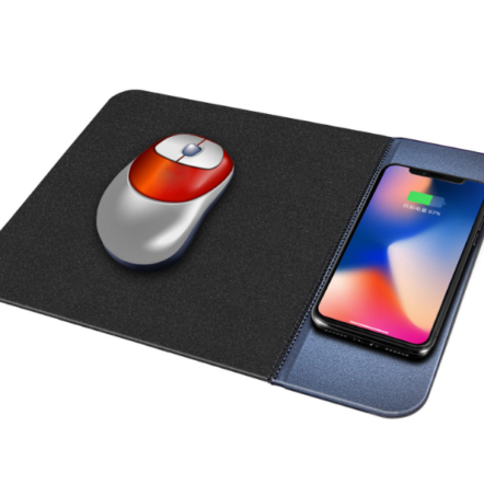 Smart Wireless Charging Mouse Pad